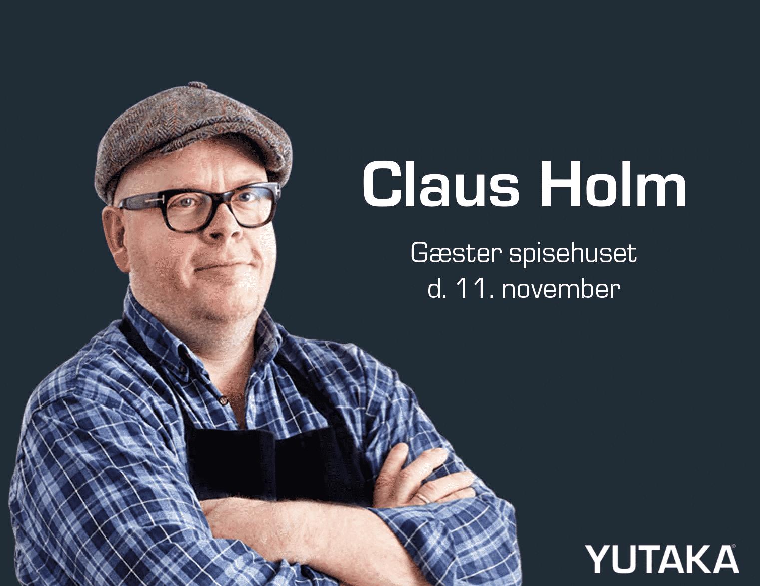 Claus Holm